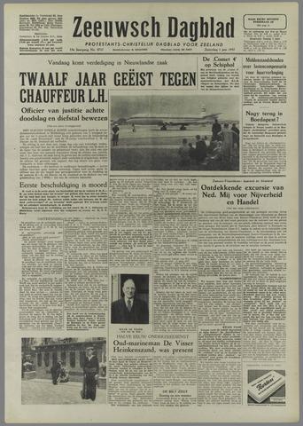 Zeeuwsch Dagblad 1957-06-01