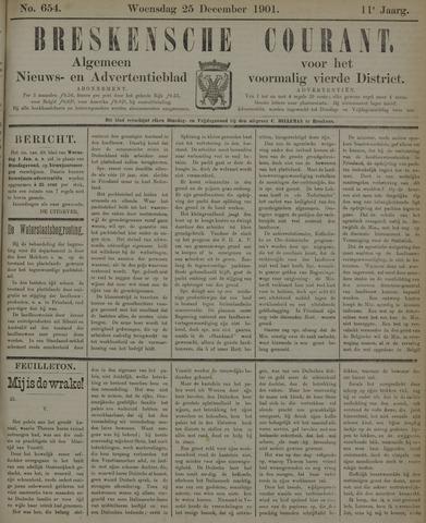 Breskensche Courant 1901-12-25