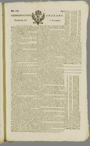 Middelburgsche Courant 1810-11-01