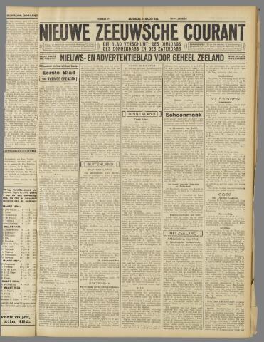 Nieuwe Zeeuwsche Courant 1934-03-03