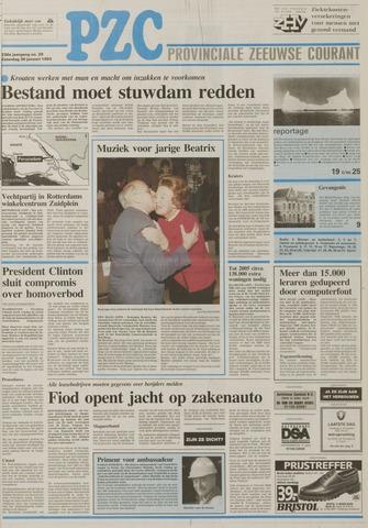 Provinciale Zeeuwse Courant 1993-01-30