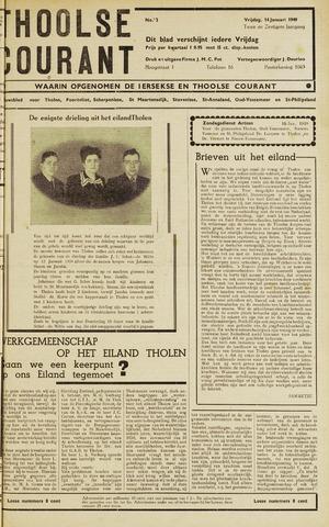 Ierseksche en Thoolsche Courant 1949-01-14