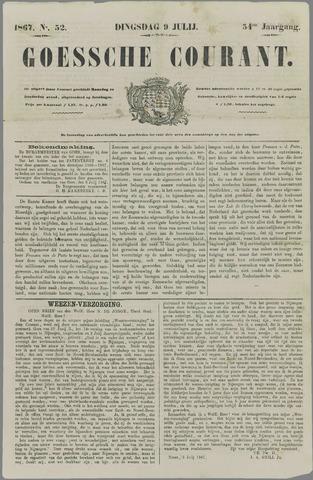 Goessche Courant 1867-07-09