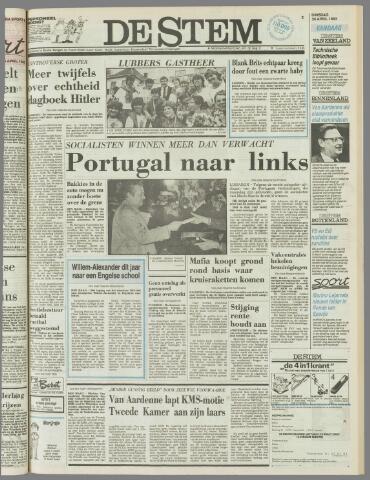 de Stem 1983-04-26