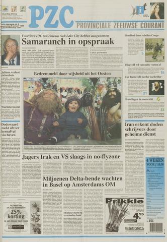 Provinciale Zeeuwse Courant 1999-01-06