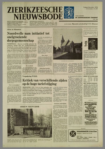 Zierikzeesche Nieuwsbode 1976-12-03