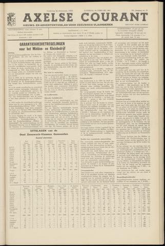 Axelsche Courant 1967-02-18