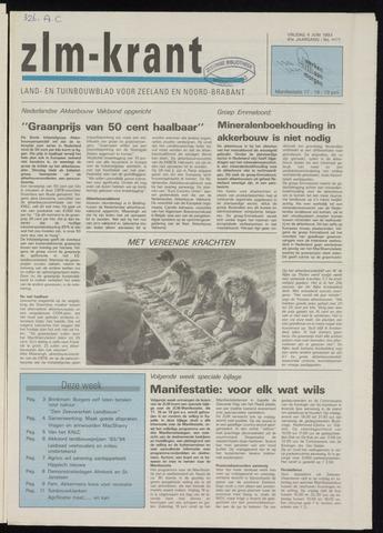 Zeeuwsch landbouwblad ... ZLM land- en tuinbouwblad 1993-06-04