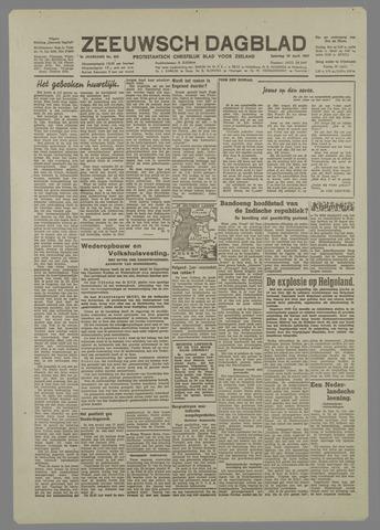 Zeeuwsch Dagblad 1947-04-19