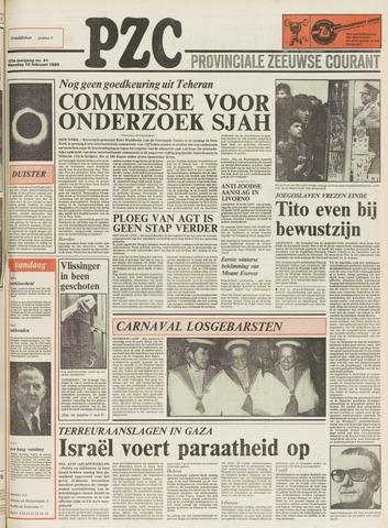 Provinciale Zeeuwse Courant 1980-02-18