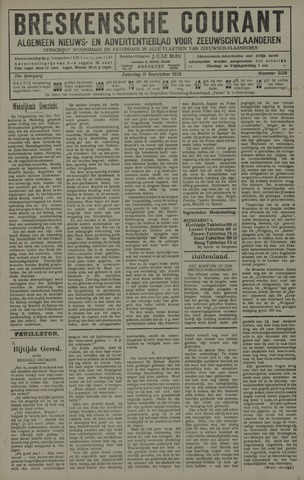 Breskensche Courant 1926-09-11