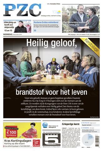 Provinciale Zeeuwse Courant 2014-12-24