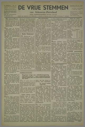 Zierikzeesche Nieuwsbode 1945-07-28