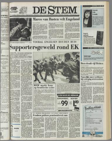 de Stem 1988-06-16