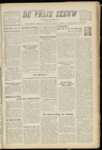 de Vrije Zeeuw 1947-10-28