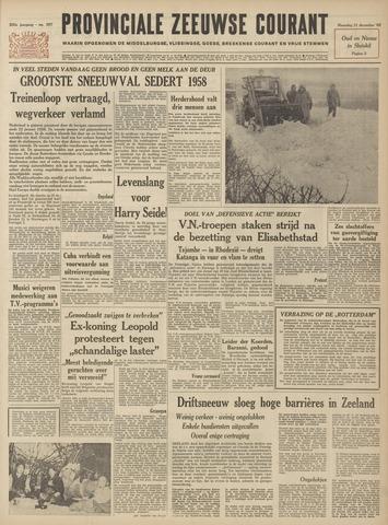 Provinciale Zeeuwse Courant 1962-12-31