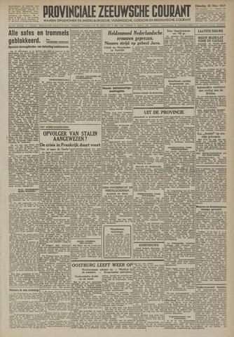 Provinciale Zeeuwse Courant 1945-11-20
