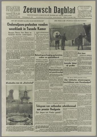 Zeeuwsch Dagblad 1956-12-14