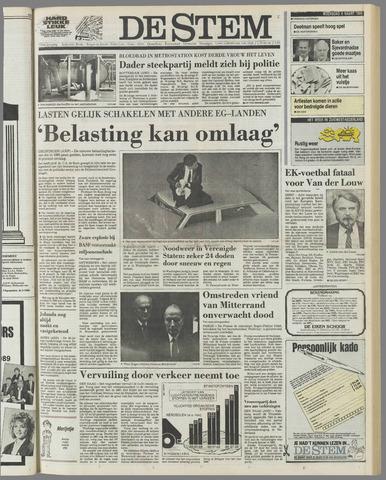 de Stem 1989-03-08