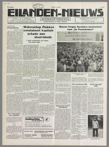 Eilanden-nieuws. Christelijk streekblad op gereformeerde grondslag 1979-05-18