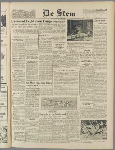 de Stem 1948-09-21