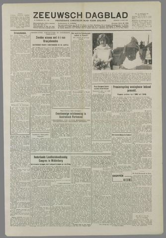 Zeeuwsch Dagblad 1950-06-09
