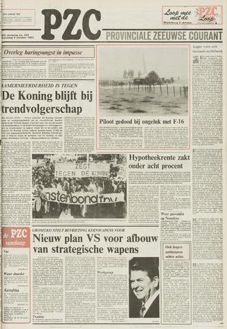 Provinciale Zeeuwse Courant 1983-10-05