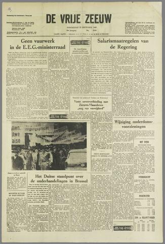 de Vrije Zeeuw 1963-12-12