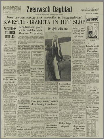 Zeeuwsch Dagblad 1961-07-31