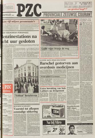 Provinciale Zeeuwse Courant 1987-10-14