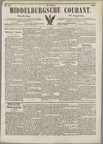 Middelburgsche Courant 1899-08-10