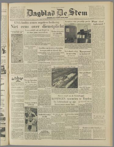 de Stem 1952-08-13
