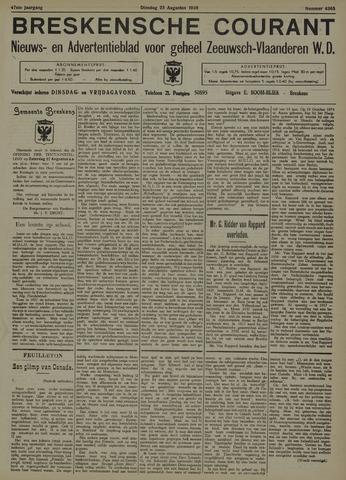 Breskensche Courant 1938-08-23