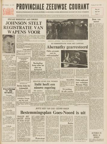 Provinciale Zeeuwse Courant 1968-06-25