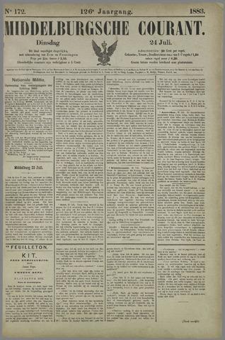 Middelburgsche Courant 1883-07-24