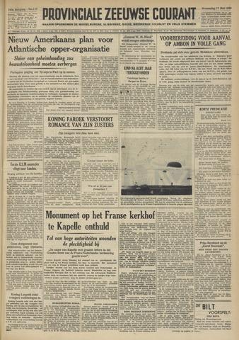 Provinciale Zeeuwse Courant 1950-05-17