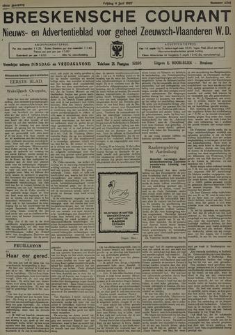 Breskensche Courant 1937-06-04