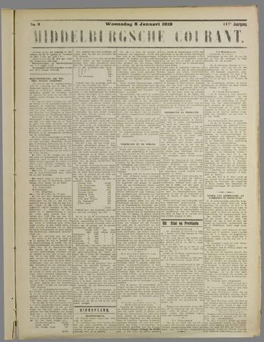 Middelburgsche Courant 1919-01-08