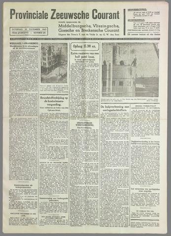 Provinciale Zeeuwse Courant 1940-12-14