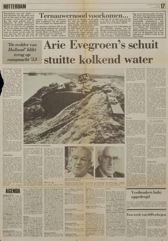 Watersnood documentatie 1953 - kranten 1983-10-11