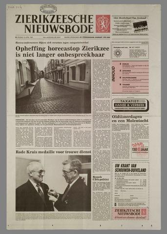 Zierikzeesche Nieuwsbode 1994-04-15