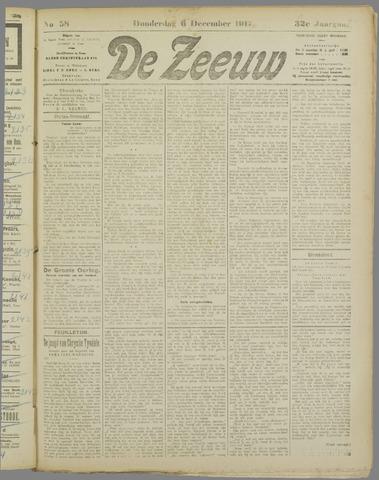 De Zeeuw. Christelijk-historisch nieuwsblad voor Zeeland 1917-12-06