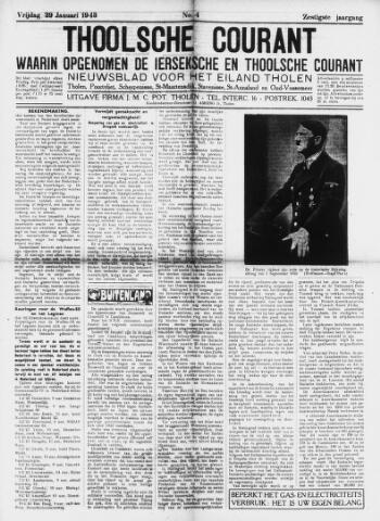 Ierseksche en Thoolsche Courant 1943-01-29