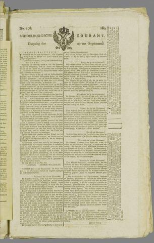 Middelburgsche Courant 1809-08-29
