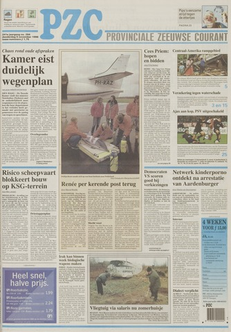 Provinciale Zeeuwse Courant 1998-11-05