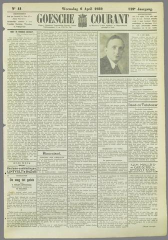 Goessche Courant 1932-04-06