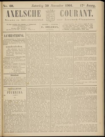Axelsche Courant 1901-11-30