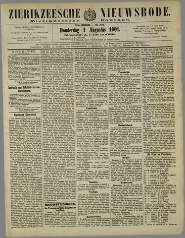 Zierikzeesche Nieuwsbode 1901-08-01