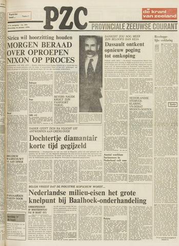 Provinciale Zeeuwse Courant 1974-10-16