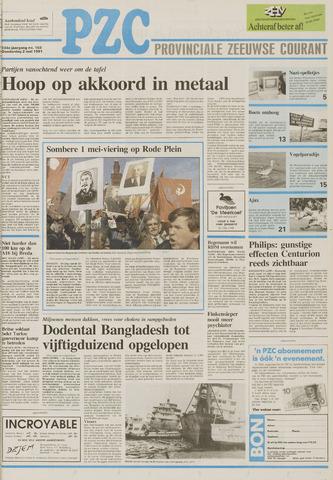 Provinciale Zeeuwse Courant 1991-05-02